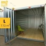 Kontejner velikost L Super Storage