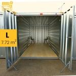 Self storage container - L