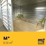 Minisklady Praha - Velikost M