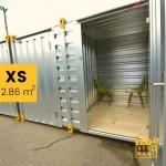 Kontejner velikost XS Super Storage